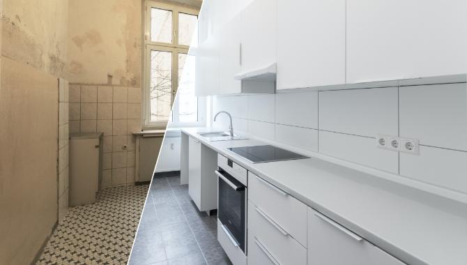 Inserv Kitchen Ren